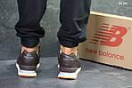 Мужские кроссовки New Balance 574 (Коричневые) , фото 3
