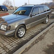 Дефлекторы окон (ветровики) Mercedes E-klasse 124 1985-1996 Combi 4шт (HIC)