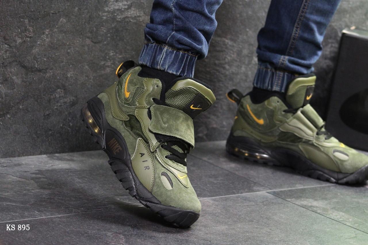 Чоловічі кросівки Nike (зелені)