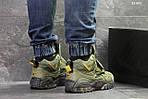Чоловічі кросівки Nike (зелені), фото 2