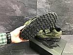 Чоловічі кросівки Nike (зелені), фото 4