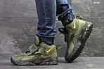 Чоловічі кросівки Nike (зелені), фото 6