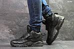 Мужские кроссовки Nike (Черные), фото 3