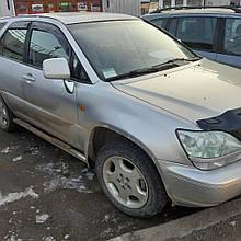 Дефлекторы окон (ветровики) Lexus RX I 300/350/400 1997-2004 (HIC)
