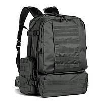 Рюкзак тактический Red Rock Diplomat 52 (Black), фото 1