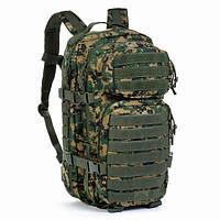 Рюкзак тактический Red Rock Assault 28 (Woodland Digital)