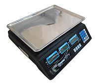Новинка! Торговые электронные весы ACS 50kg /5g  208, настольные, по Суперцене!