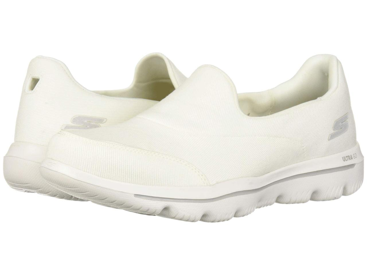 Кроссовки/Кеды (Оригинал) SKECHERS Performance Go Walk Evolution Ultra - 15739 White