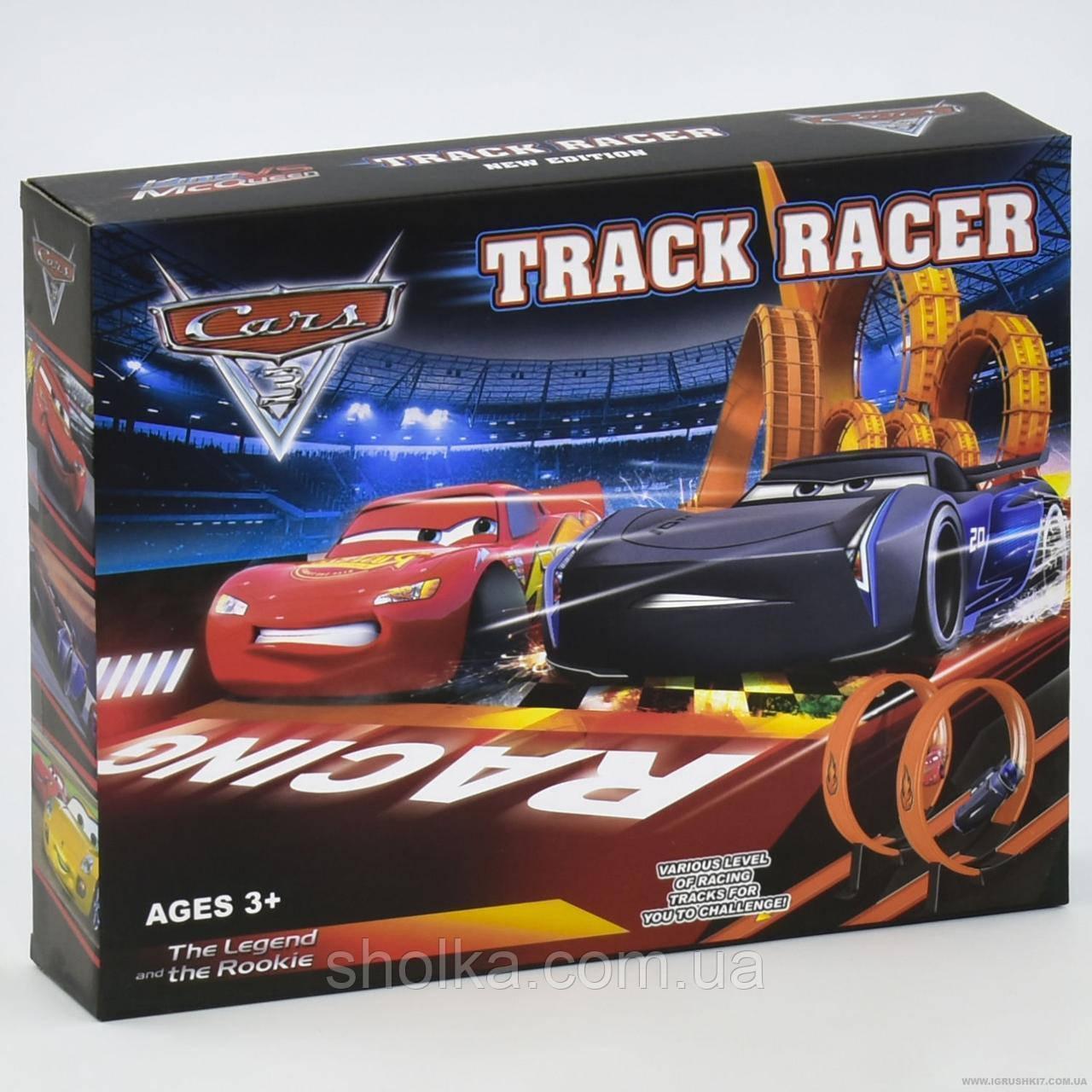 "Автотрек трасса трек ""Тачки"" в коробке Magic 8002 РАСПРОДАЖА!!!"