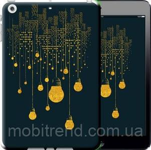 Чехол на iPad mini 2 (Retina) Иллюстрация ночного города