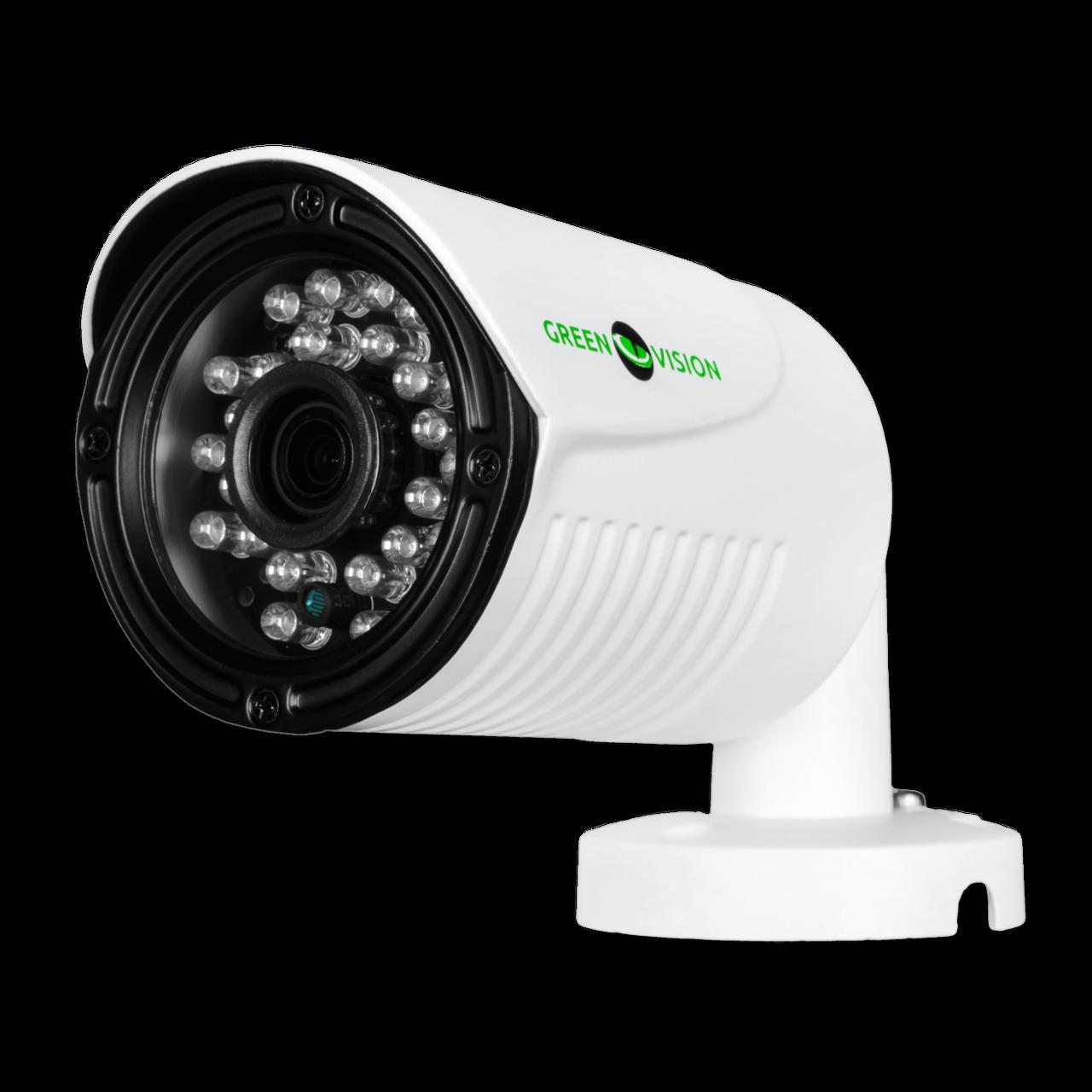 Гибридная наружная камера Green Vision GV-064-GHD-G-COS20-20 1080P