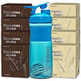 Chocolate Shake - Шоколадный белковый коктейль Smart Food VISION, фото 9