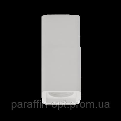Світильники гіпсові накладні ГН 14 MR16, макс. 8W білий