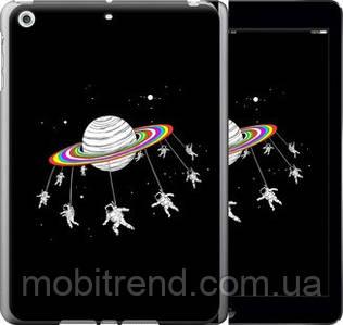 Чехол на iPad 5 (Air) Лунная карусель