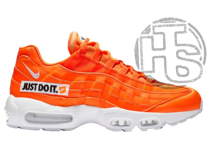 b9e64eb3 Мужские кроссовки Nike Air Max 95 Just Do It Pack Orange AV6246-800 -  Интернет