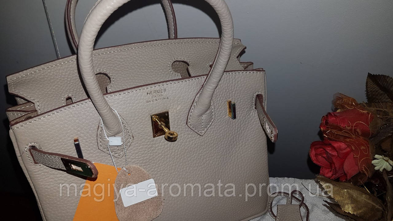 a3a62f082a58 Женская сумка Hermes Birkin 20 см шикарная сумка Original quality, цена 14  950 грн., купить в Киеве — Prom.ua (ID#890241848)