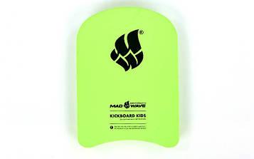 Дошка для плавання дитяча MadWave (EVA, р-р 20х27см)