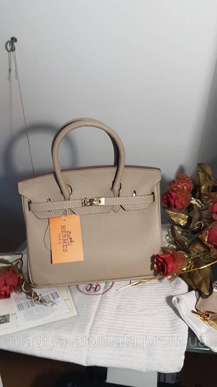730ce30424f9 Женская сумка от Hermes 20 см КРЕМОВАЯ шикарная сумка Original quality  Гермес Биркин Эрме - Магия