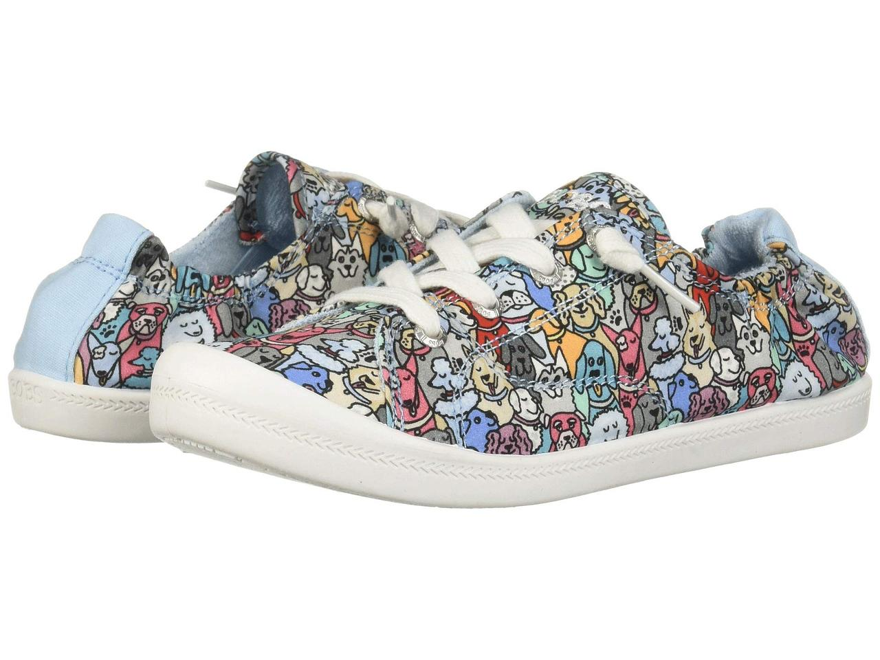 Кроссовки/Кеды (Оригинал) BOBS from SKECHERS Beach Bingo - Woof Pack Multi