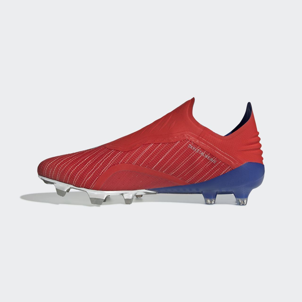 9615ff8c Футбольные бутсы Adidas X 18+ FG BB9337 - 2019: продажа, цена в ...