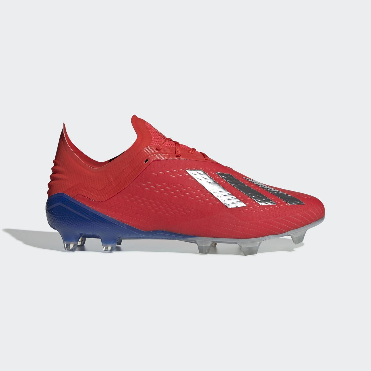 b20f57cc Футбольные бутсы Adidas X 18.1 FG BB9347 - 2019: продажа, цена в ...