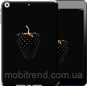 Чехол на iPad mini 3 Черная клубника