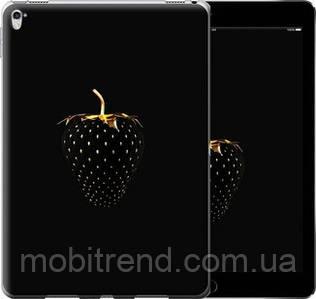 Чехол на iPad Pro 9.7 Черная клубника