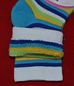 Носки махровые для новорожденных Полоски р. 11-12 (Brand,  Польша), фото 2