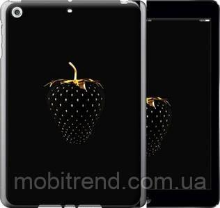 Чехол на iPad 5 (Air) Черная клубника