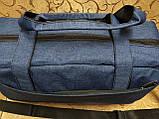 Спортивная дорожная tommy Томми мессенджер оптом/Спортивная сумка только оптом, фото 5