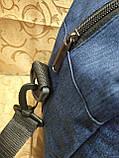 Спортивная дорожная tommy Томми мессенджер оптом/Спортивная сумка только оптом, фото 6
