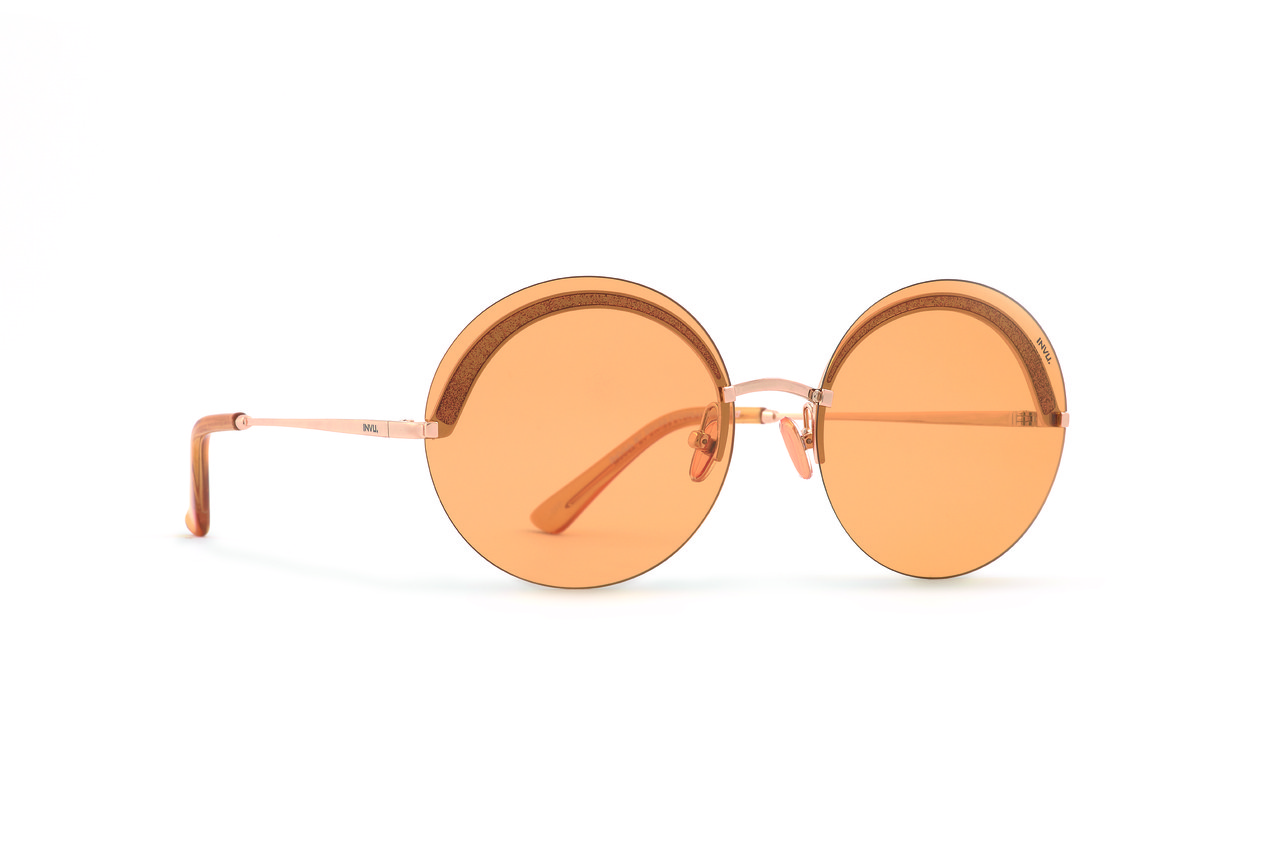 Женские солнцезащитные очки INVU модель T1911D