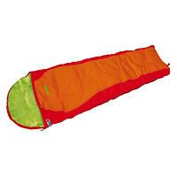 Подростковый спальный мешок High Peak Funny Boogie/+14°C (Left), фото 1