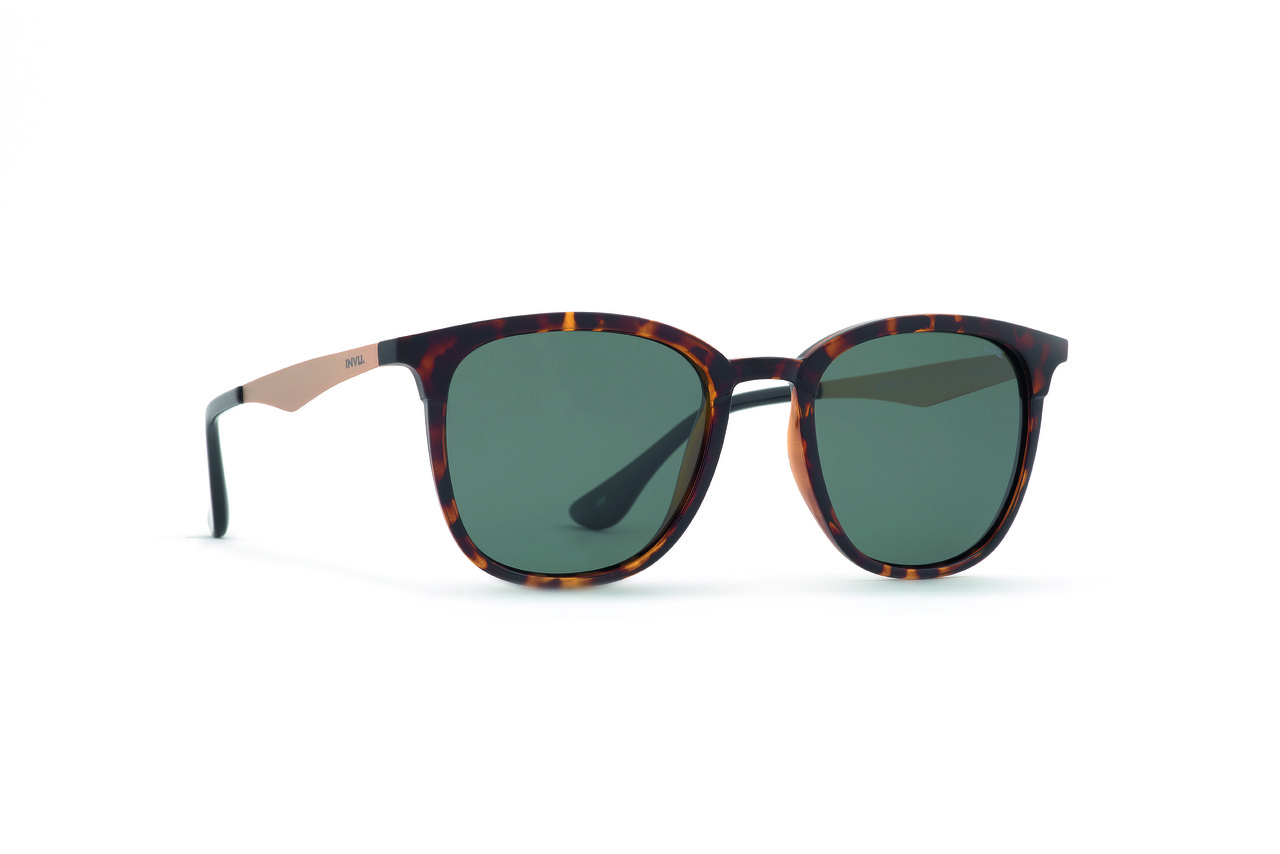 Мужские солнцезащитные очки INVU модель T2904C