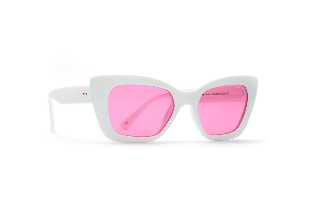 Женские солнцезащитные очки INVU модель T2900C