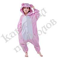 Кигуруми детский Свинка 100