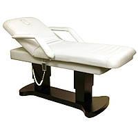 Электрическая массажная Кушетка косметологическая на 3 электроприводах + стационарный массажный стол ZD-866