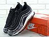 Мужские кроссовки Nike Air Max 97 Just Do It Pack Black AT8437-001, фото 6