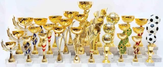 Нагороди, трофеї, кубки, статуетки, медалі, грамоти