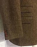 Пиджак твидовый OSCAR JACOBSON (50), фото 3