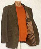 Пиджак твидовый OSCAR JACOBSON (50), фото 5