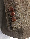 Пиджак твидовый OSCAR JACOBSON (50), фото 7