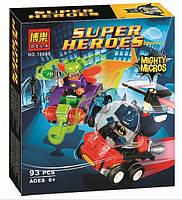 Конструктор Bela 10668 Супергерои Бэтмен против Мотылька-убийцы (аналог Lego Super Heroes 76069)