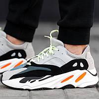 Мужские и женские кроссовки Adidas Yeezy Wave Runner Boost 700 Grey