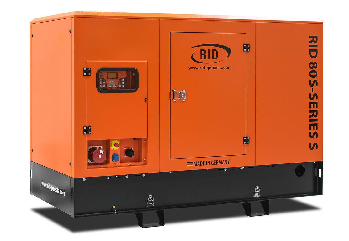 Дизельный генератор RID 80 S-SERIES S (64 кВт)