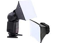 Софтбокс для вспышки фотоаппарата