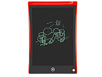 Графический планшет Vakind 8.5 дюймов со стилусом  Красный