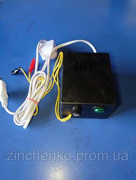 Блок питания электроножа 12 v с функцией электронаващивателя,
