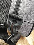 Спортивная сумка ADIDAS Мессенджер мужская и женская сумка для через плечо(только ОПТ), фото 6