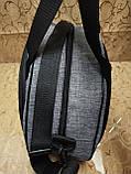 Спортивная сумка ADIDAS Мессенджер мужская и женская сумка для через плечо(только ОПТ), фото 3